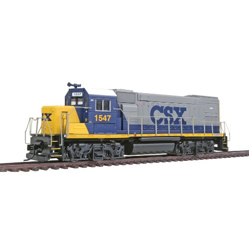 Walthers PROTO 1000 HO Scale Diesel EMD GP15-1 Powered - CSX Transportation #1547