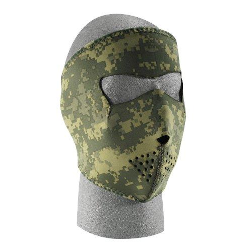 ZANheadgear Digital ACU Camouflage Neoprene Face Mask