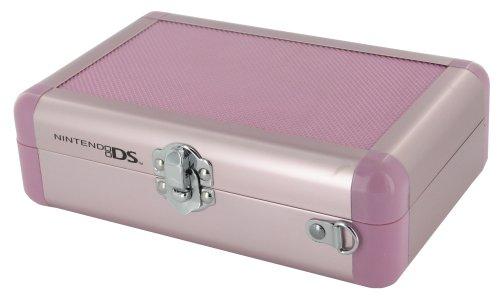 Venom Nintendo Licensed Pink Aluminium Console Case (Nintendo DS)