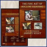 Fine Art of Hollow Grinding, The; with Johnny Stout (Dvd)by Center Cross