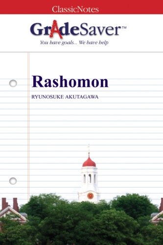 rashomon essay questions gradesaver section navigation home study guides rashomon essay questions rashomon study guide