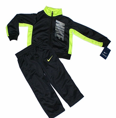 Nike Baby Jacket Tracksuit Pants Outfit Set, Size 4T (Jordan Toddler Clothes compare prices)