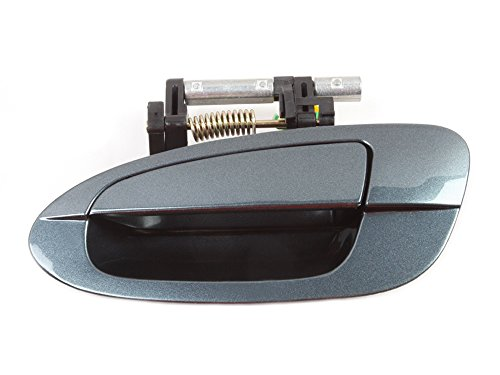 For 02-08 Nissan Altima Rear Left Outside Outer Exterior Door Handle B3933 Opal Blue BX4 02 03 04 05 06 07 08 (Altima Door Handle Blue compare prices)