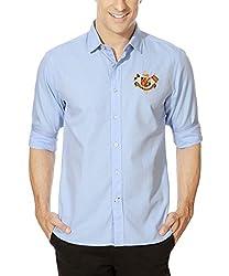 Byford by Pantaloons Casual Shirt_Blue_42