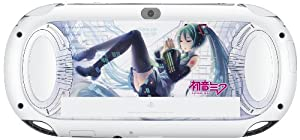 PlayStation Vita 初音 ミク Limited Edition 3G/Wi‐Fiモデル (PCHJ-10001)