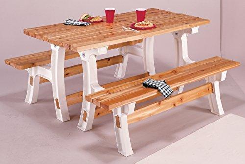 Hopkins 90110onlmi 2x4basics flip top benchtable sand for Flip top picnic table plans