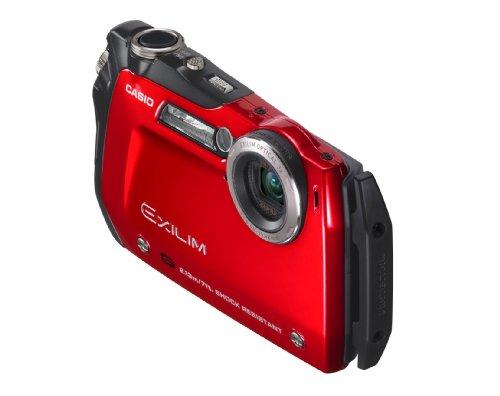 CASIOデジタルカメラ EXILIM-G レッド EX-G1RD