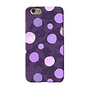 ArtzFolio Watercolor Dots : Apple iPhone 7 Matte Polycarbonate ORIGINAL BRANDED Mobile Cell Phone Protective BACK CASE COVER Protector : BEST DESIGNER Hard Shockproof Scratch-Proof Accessories : Abstract