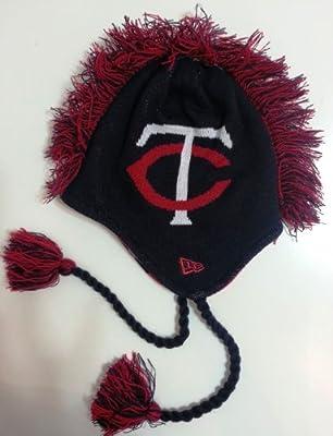 Minnesota Twins Tasslehawk Knit Cap
