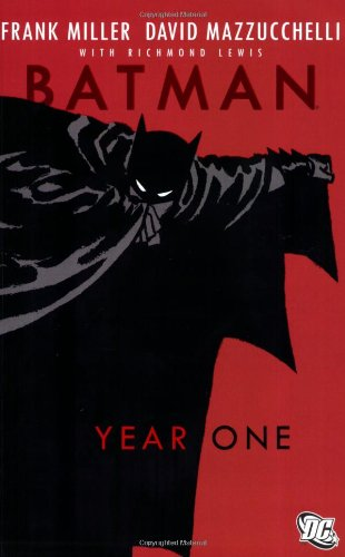 Batman Year One by DC Comics