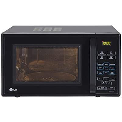 LG MC2143CB 21-Litre Convection Microwave Oven (Black)