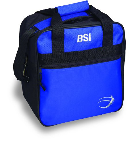 BSI Solar II Single Ball Tote Bag (Black/Royal)