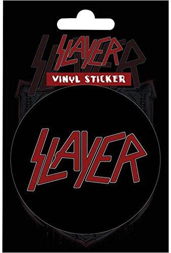 Slayer Logo Adesivo standard