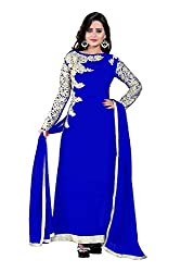 Harsiddhi creation Silk Women Salwar Suit Sets