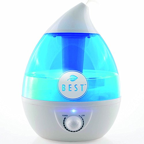 Awardpedia best cool mist humidifier full 10 hour for Small room humidifier