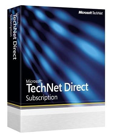 TechNet Plus Direct Online User Subscription