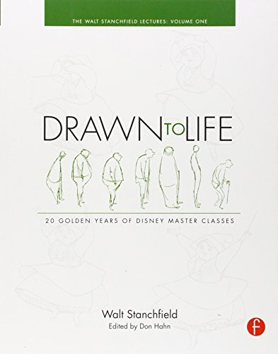Drawn to Life: 20 Golden Years of Disney Master Classes:...