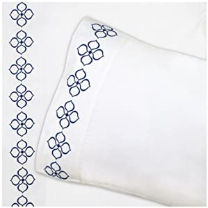 Amazon.com - Jonathan Adler Hollywood w/ Embroidery Sheet Set