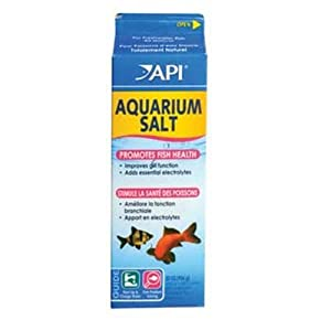 API Aquarium Salt, 33-Ounce