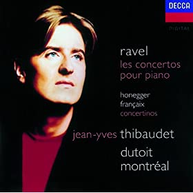Ravel: Piano Concerto for the left hand in D - 2. Allegro