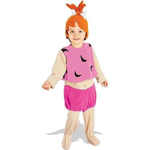 [Pebbles Flintstone Toddler Costume] (Pebbles Child Costumes)