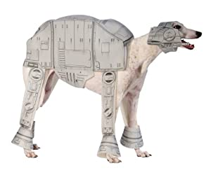 Rubies Costume Star Wars At-At Pet Costume, Medium