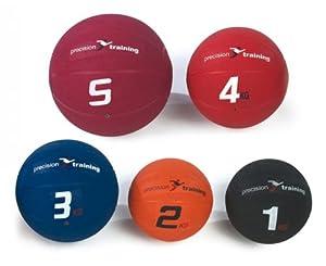 PRECISION TRAINING Medicine Ball 3kg