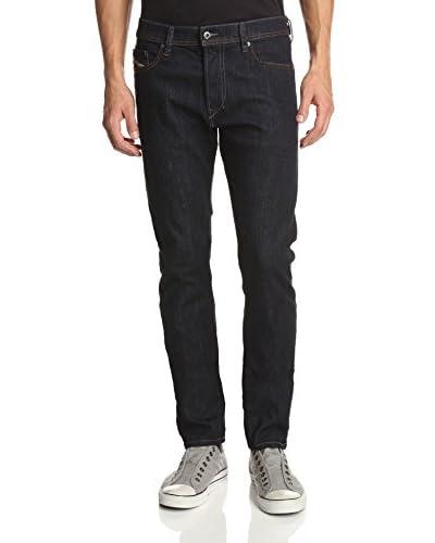 Diesel Men's Tepphar Slim Fit 5 Pocket Jean