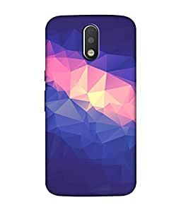 small candy 3d Printed Back Cover For Motorola Moto G4 Play -Multicolor illustration