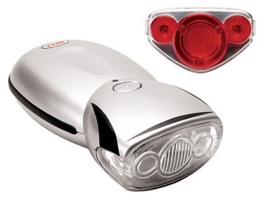 Bell Night Trail Bicycle Light Set