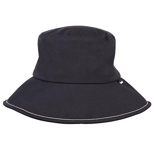 chapeau-de-pluie-femme-larges-bords-tissu-deperlant-isotoner-taille-unique