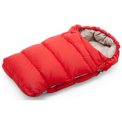 Stokke Down Sleeping Bag - Red - 1