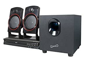 Supersonic SC-35HT SC-35GT 2.1 Home Theater System