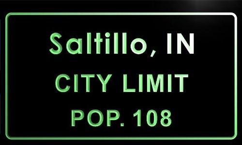 t87771-g-saltillo-town-in-city-limit-pop-108-indoor-neon-sign