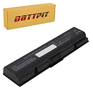 Battpitt™ Laptop / Notebook Battery Replacement for Toshiba Satellite L300D Series (4400 mAh) (Ship From Canada)