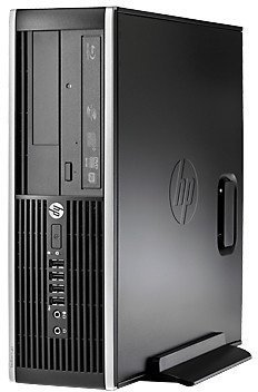 HP Compaq Pro Small Form Factor High Performance Premium Business Desktop Computer (AMD Dual-Core Processor 3.4 GHz, 8GB RAM, 500GB HDD, DVD, Windows 7 Professional) (Certified Refurbished)
