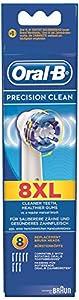 Oral-B - Brossettes - EB20 X8 - Précision Clean