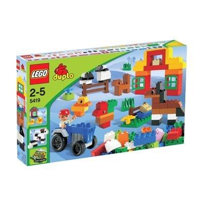 LEGO Duplo 5419 - Steine Bau deinen Bauernhof