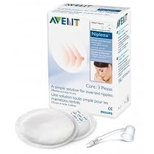 陥没乳頭治療器 ニプレット 『PHILIPS AVENT Niplette』ダブル