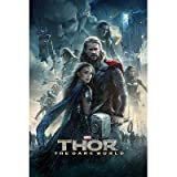 (24x36) Thor 2 (One Sheet) Movie Poster