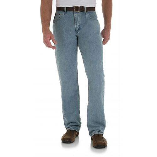 Genuine Wrangler Men's Loose Fit Jeans