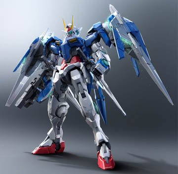 Bandai 1/100 #13 OO Raiser (OO Gundam + O Raiser) Special Gundam Set Model Kit