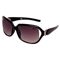 Bling Black Gradient Butterfly Sunglasses for Women (BS1001 002)