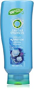 Herbal Essences, Hello Hydration Moisturizing Hair Conditioner With Coconut, 23.7 Fl Oz (Pack of 3)