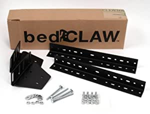 bed claw universal footboard attachment kit with combo bag hardware kitchen dining. Black Bedroom Furniture Sets. Home Design Ideas