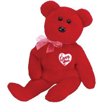 TY Beanie Baby - SECRET the Bear - 1