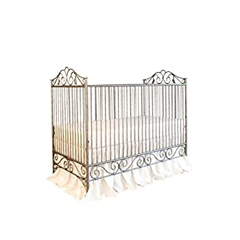Bratt Decor casablanca crib pewter