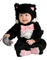Rubie's Costume Co Unisex-baby Infant Noah Ark Collection Kitty Jumpsuit