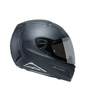 Nexx XR1R Diablo Full Face Motorcycle Helmet (Black, XXX-Large) by Nexx