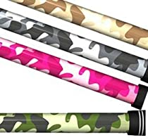 Golf Shaft Skinz Sand Camo Customize Shaft 4 ct NEW